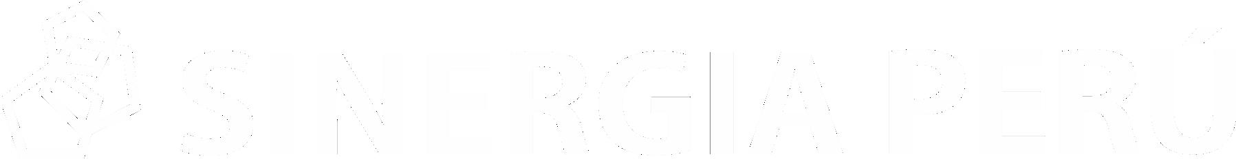 sinergia – logo -horizontal blanco
