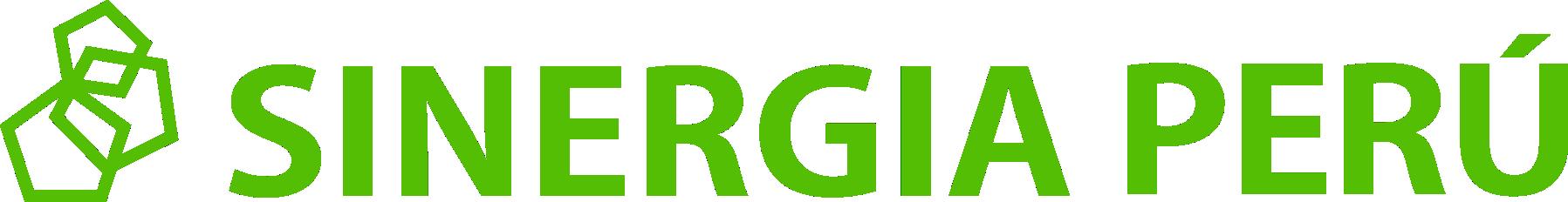 sinergia – logo -horizontal verde